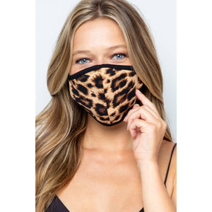 Acting Pro Adult Fabric Face Mask (5 color options)