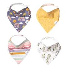Load image into Gallery viewer, Copper Pearl Single Bandana Bibs - Hope