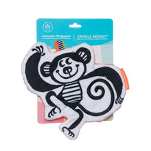 Load image into Gallery viewer, Manhattan Toy Wimmer Ferguson Crinkle Monkey