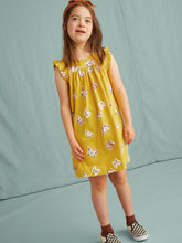 Load image into Gallery viewer, Tea Collection Mighty Mini Dress - Butterfly Acacia