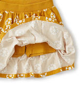 Load image into Gallery viewer, Tea Collection Twirl Skort - Golden Sun