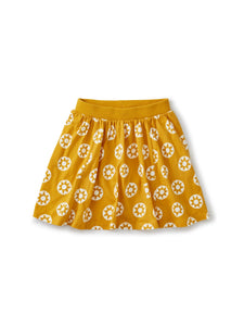 Tea Collection Twirl Skort - Golden Sun