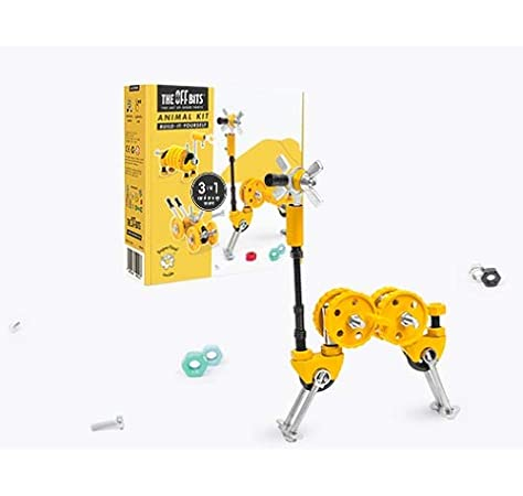OFFBITS Animal Kit: GiraffeBit - Fat Brain Toys
