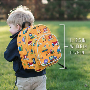 Wildkin 12 inch Backpack - Under Construction