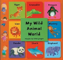 Load image into Gallery viewer, My Wild Animal World - Kane/Miller Publishing