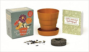 Grow Your Own Bouquet Kit: Just Add Water!