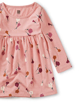 Load image into Gallery viewer, Tea Collection Empire Baby Dress - Chiquita Flora Inca