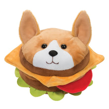 Load image into Gallery viewer, Douglas Corgi Burger Macaroon