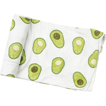 Load image into Gallery viewer, Angel Dear Swaddle Blanket - Avocado