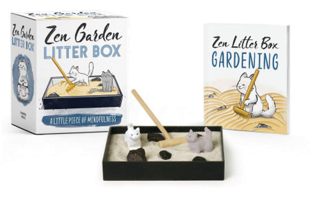 Zen Garden Litter Box Mini Kit: A Little Piece of Mindfulness