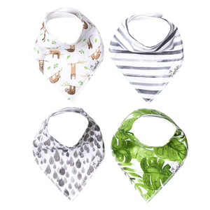 Copper Pearl Single Bandana Bibs - Noah