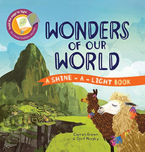 Load image into Gallery viewer, Shine-A-Light Books - Wonder of Our World - Kane/Miller Publishing