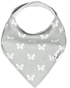 Copper Pearl Single Bandana Bibs - Willow