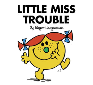 Little Miss Books - Little Miss Trouble