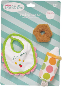Manhattan Toy Wee Baby Stella Feeding Set