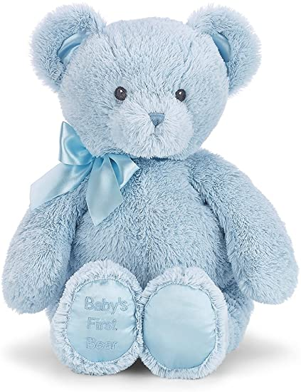 Bearington - Baby's 1st Bear - Blue