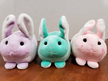 Load image into Gallery viewer, Mini Macaroon Bunnies - Douglas Toy