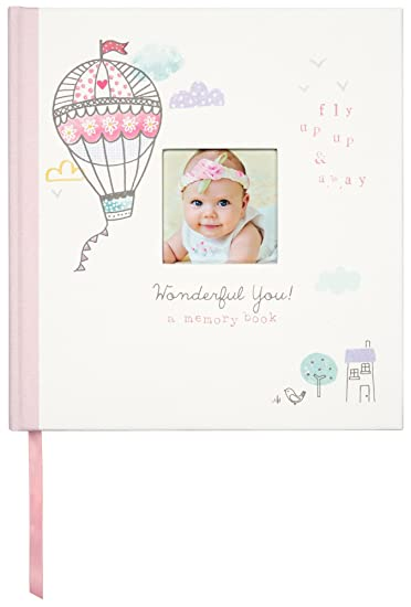 C.R. Gibson Memory Book - Wonderful You