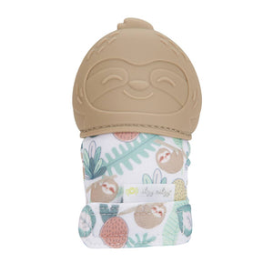 Itzy Ritzy Teething Mitt - Sloth