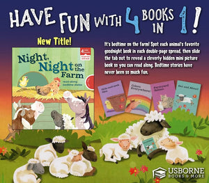 Night, Night on the Farm: Kane/Miller Publishers