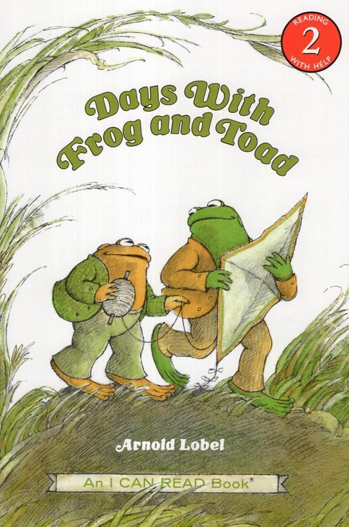 Days With Frog and Toad - Level 2 - I Can Read Books