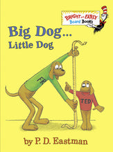 Load image into Gallery viewer, Big Dog...Little Dog by P.D. Eastman