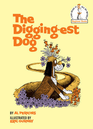The Digging-set Dog by Al Perkins
