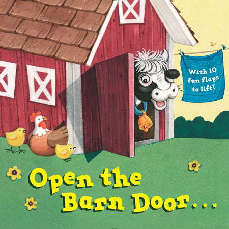 Open the Barn Door...by Christopher Santoro
