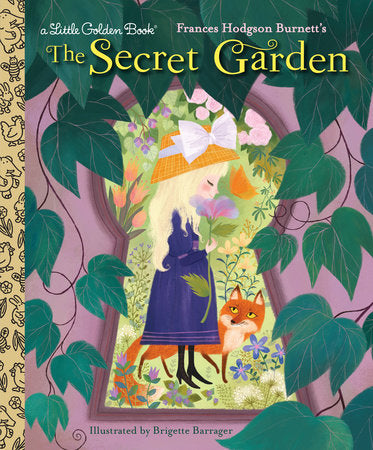 The Secret Garden - Little Golden Books