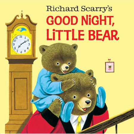 Good Night, Little Bear - Little Golden Books