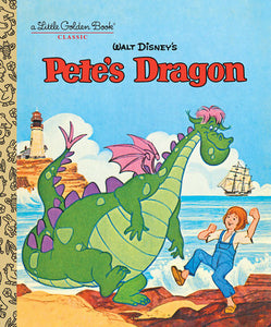 Pete's Dragon (Disney: Pete's Dragon) - Little Golden Books