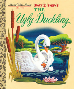 Walt Disney's The Ugly Duckling (Disney Classic) - Little Golden Books