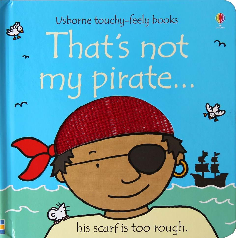 That's Not My Pirate - Usborne