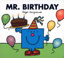 Load image into Gallery viewer, Mr. Men Books - Mr. Birthday