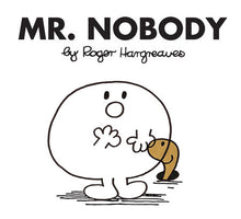 Load image into Gallery viewer, Mr. Men Books - Mr. Nobody