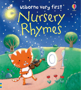 Baby's Very First Nursery Rhymes Book - Usborne