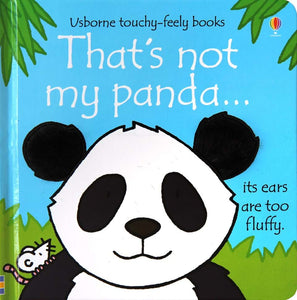 That's Not My Panda - Usborne