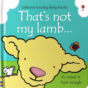 That's Not My Lamb - Usborne