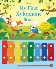 Load image into Gallery viewer, My First Xylophone Book - Usborne