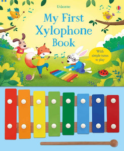 My First Xylophone Book - Usborne