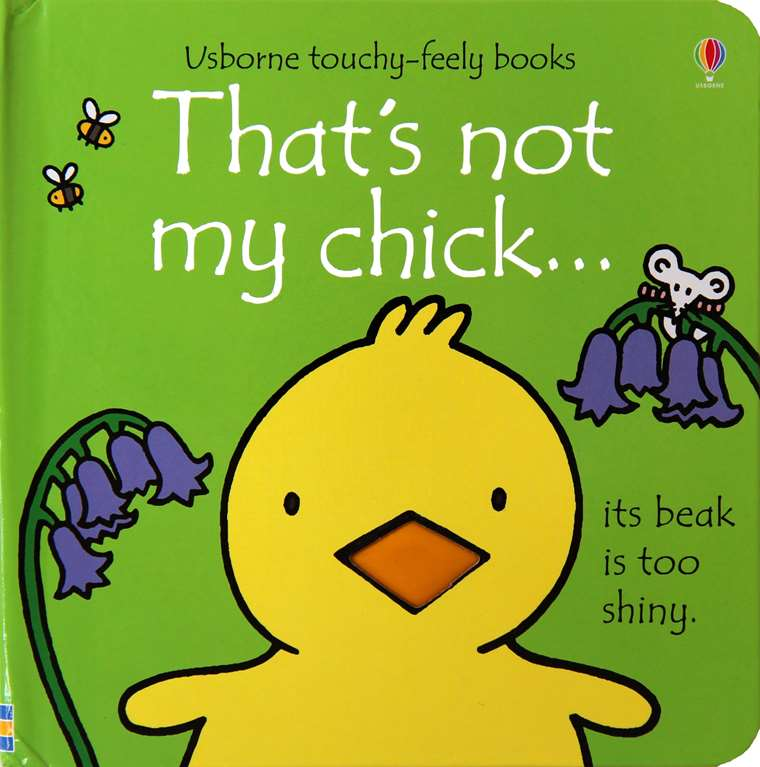 That's Not My Chick - Usborne