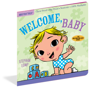 Indestructibles Books - Welcome, Baby