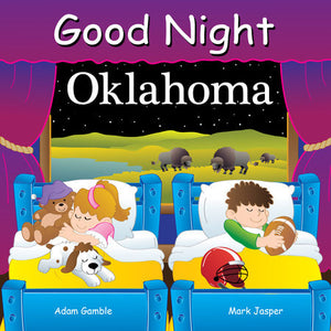 Good Night Oklahoma by Adam Gamble, Mark Jasper