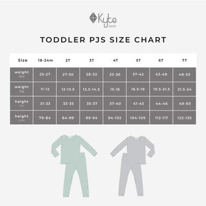 Kyte Baby Printed Short Sleeve Toddler Pajama Set - Buzz