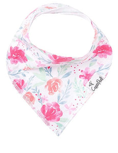 Copper Pearl Single Bandana Bibs - June