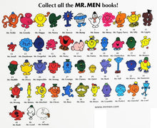 Load image into Gallery viewer, Mr. Men Books - Mr. Strong