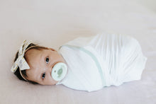Load image into Gallery viewer, Dapper + Queen The Smokk Pacifier - Owlet Mint