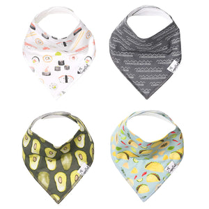 Copper Pearl Single Bandana Bibs - Baja