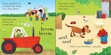 Load image into Gallery viewer, Usborne Sound Books - Poppy and Sam's Animal Sounds
