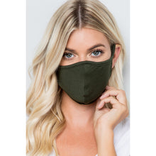 Load image into Gallery viewer, Acting Pro Adult Fabric Face Mask (5 color options)